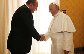 Szef MSZ Gruzji: wizyta papieża jest ważna
