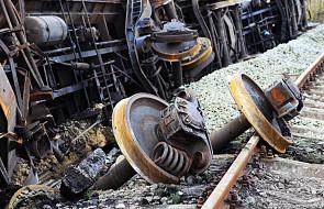 W Hiszpanii wykoleił się pociąg. Są zabici
