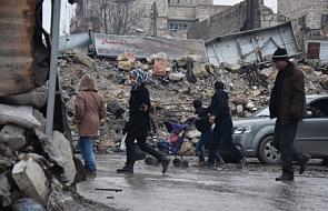 Syria: 1,3 tys. cywilów uciekło z okolic Damaszku