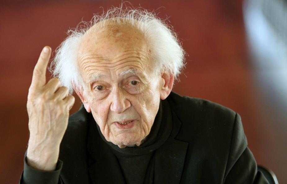 Zygmunt Bauman podzielał poglądy papieża Franciszka