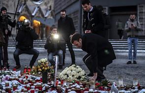 Bundestag upamiętni ofiary zamachu w Berlinie