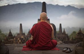 Zmarł mnich, który podpalił się na proteście w Seulu
