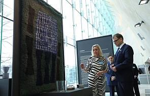 Architektura i wzornictwo z Finlandii na wystawie w Muzeum POLIN
