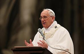 Papież o świętej, która wolała umrzeć niż być zgwałconą
