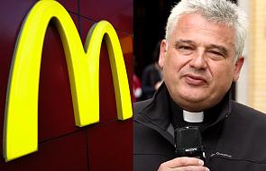 """""""Watykański"""" McDonald's będzie rozdawać jedzenie bezdomnym"""