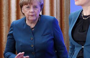 GW: Angela Merkel chce spotkać się z prezesem PiS