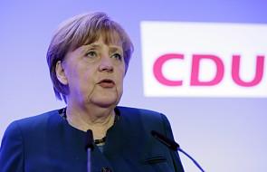 Merkel: będę zabiegała o dialog z nowym prezydentem USA