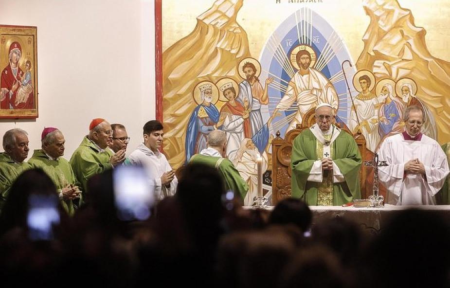"""""""Bycie chrześcijaninem to dawanie świadectwa o Jezusie"""""""