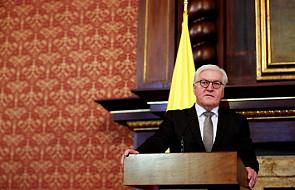 Steinmeier zaniepokojony wypowiedzią Trumpa o NATO