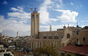 Niepokojąca sytuacja chrześcijan w Ziemi Świętej