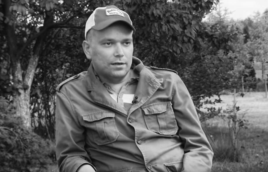Nie żyje b. rzecznik SLD Tomasz Kalita