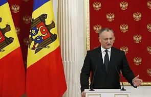 Mołdawia: być może anulujemy umowę z UE