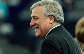 Antonio Tajani nowym przewodniczącym PE