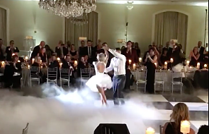 Ten pierwszy taniec obejrzało już prawie 18 mln internautów [WIDEO]