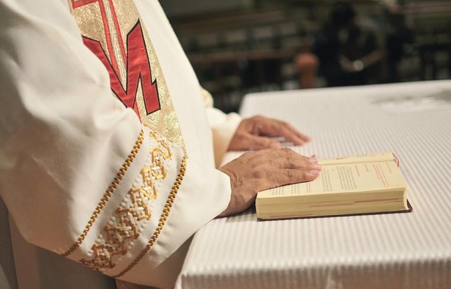 Suspensa wobec ks. Grzesiaka za trwanie w nieposłuszeństwie