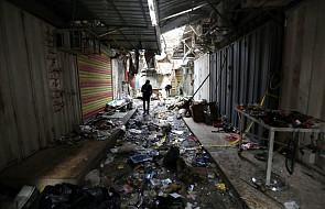 Bagdad: ponad 30 zabitych w zamachu samobójczym