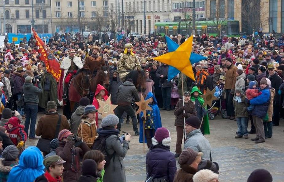 Orszaki Trzech Króli w aż 560 miastach Polski
