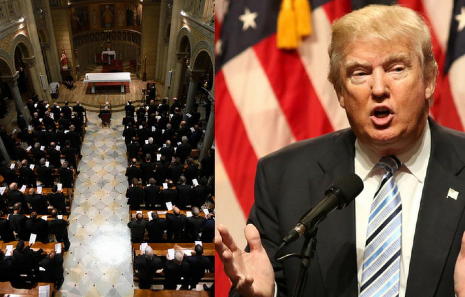 Jezuici napisali list otwarty do Donalda Trumpa