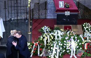 W Warszawie pożegnano Tomasza Kalitę