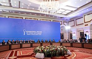 Iran, Rosja i Turcja uzgodniły trójstronny mechanizm ws. Syrii