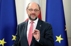 Schulz rywalem Merkel w wyborach do Bundestagu