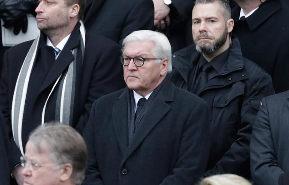 Steinmeier ostrzega przez skutkami nacjonalizmu