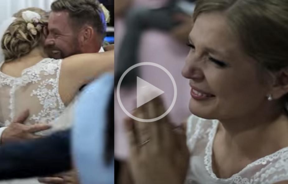 Pierwszy taniec polskiej pary stał się viralem [WIDEO]