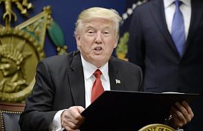Trump zamyka granice USA dla wielu muzułmanów