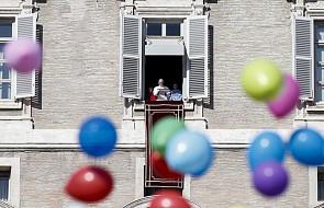 Papież Franciszek modli się o pokój w Ziemi Świętej