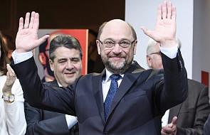 Niemcy: Martin Schulz oficjalnie kandydatem na kanclerza