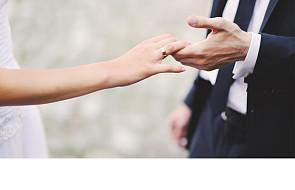Chrzest i ślub naraz