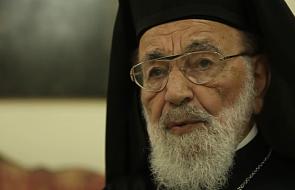 Zmarł rzecznik praw Palestyńczyków abp Hilarion Capucci