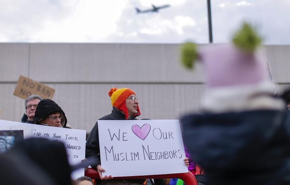 Dekret Trumpa problemem dla linii lotniczych
