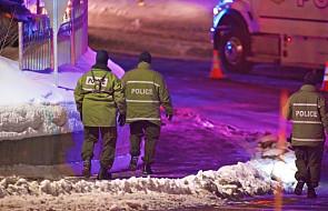 Premier Kanady: to był zamach terrorystyczny