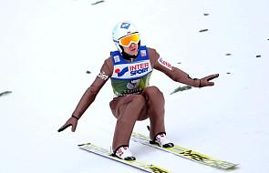 Stoch czwarty w Innsbrucku, druga seria odwołana