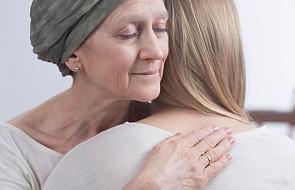 Modlitwa za chorych na raka