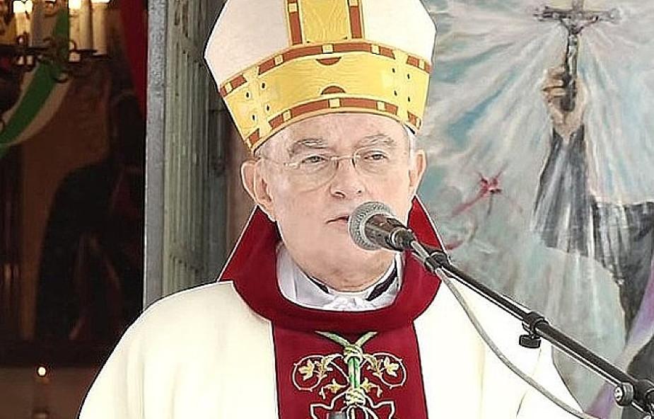 Diecezjanie modlą się o zdrowie dla abp. Hosera