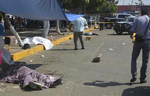 Strzelanina w Meksyku; nie żyje 6 osób