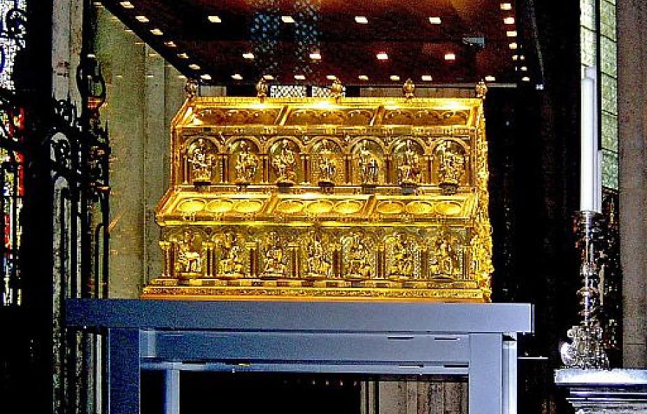 Relikwie Trzech Króli? Tak, są w tym mieście od 850 lat