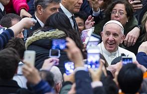 Papież pozdrowił uczestników Orszaku Trzech Króli