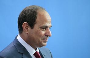 Prezydent Egiptu przysiągł, że wybuduje kościół