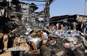 Irak: Państwo Islamskie przyznało się do zamachu w Bagdadzie