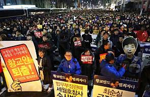 Korea Płd.: mnich podpalił się w proteście przeciwko umowie z Japonią