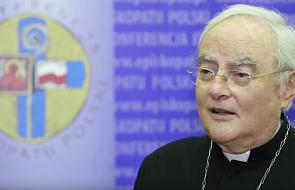 Stan zdrowia abp Henryka Hosera uległ poprawie