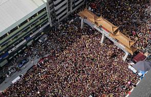 1,5 mln ludzi wzięło udział w największej procesji
