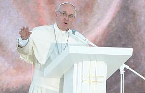 Papież na Twitterze o tym, co jest warunkiem pokoju