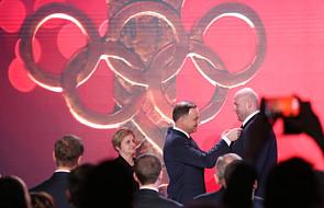 Andrzej Duda: dostarczacie nam wiele wzruszeń