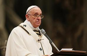"""Papież na spotkaniu z duchowieństwem o księżach, którzy są """"plagą Kościoła"""""""
