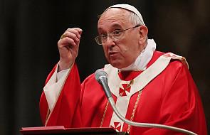 """Papież w homilii o kluczu do życia chrześcijańskiego. """"Nie bądźmy obłudnymi grzesznikami"""""""