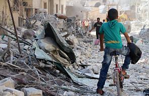 Syria: we wrześniu około 3 tys. ofiar wojny - najgorszy miesiąc 2017 r. Winne Rosja, Assad i USA